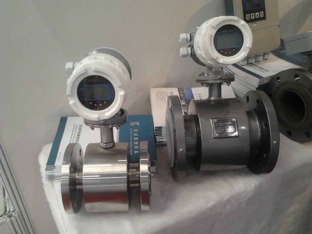 电磁流量计选型样品展示,江苏电磁流量计生产厂家