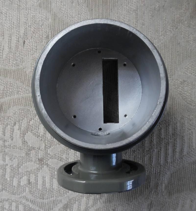 一体式电磁流量计转换器壳