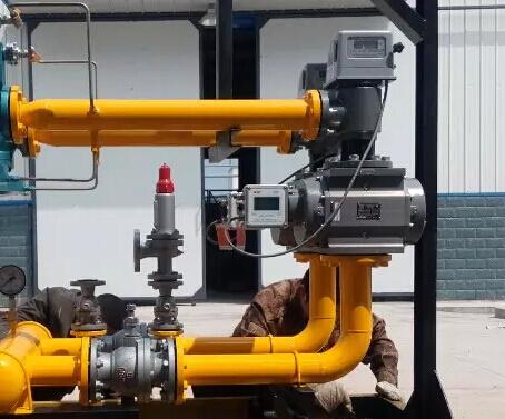 怎么调节天然气流量计的灵敏度?