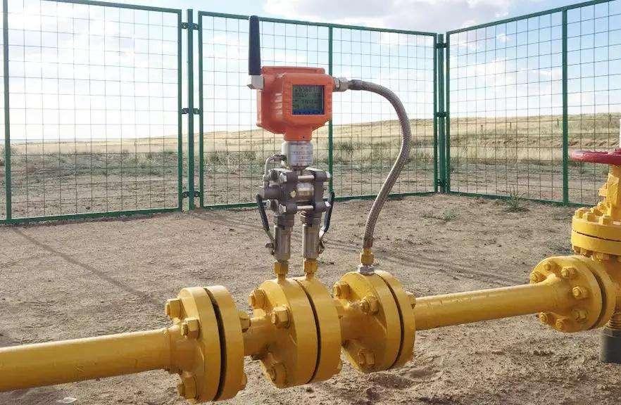 差压流量计测量流量时压差与流量的关系