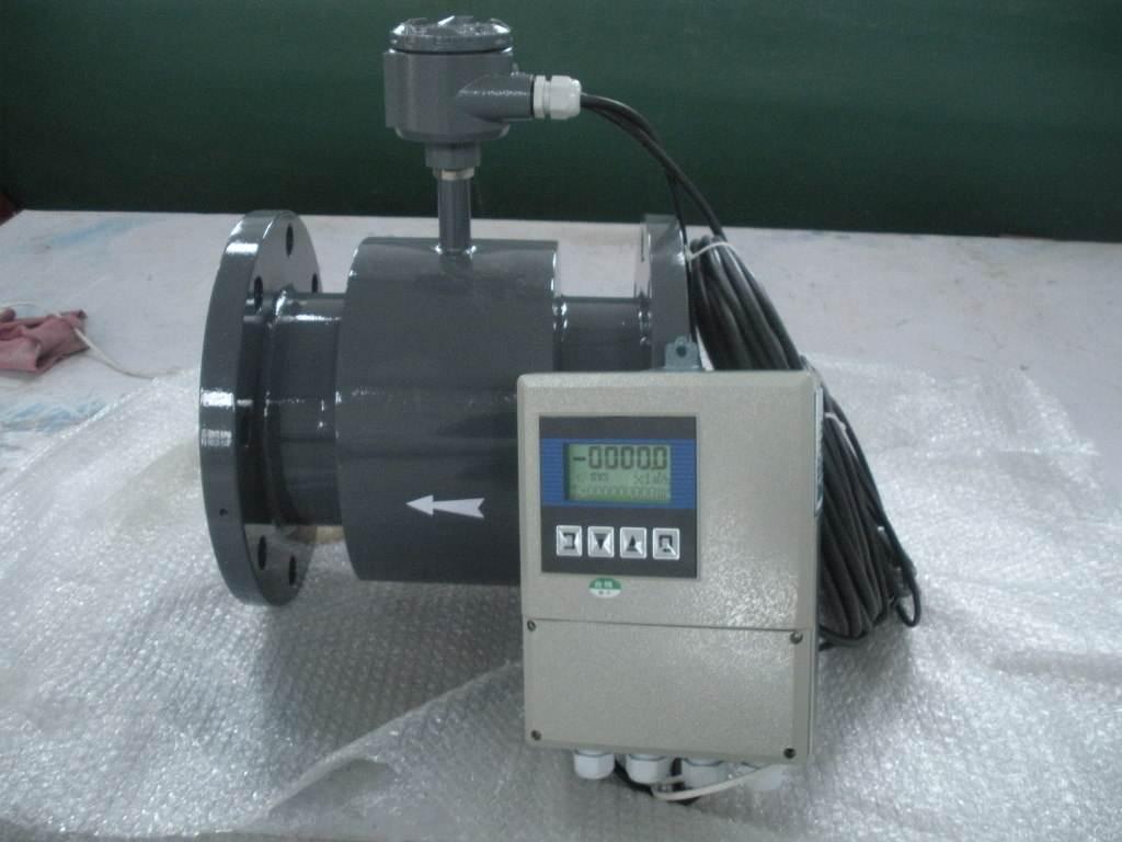 分体式电磁流量计的转换器可以通用吗